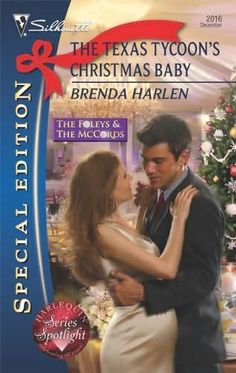 """Read """"The Texas Tycoon's Christmas Baby"""" by Brenda Harlen available from Rakuten Kobo. Their wealthy Texas families have been feuding for years over a legendary vanished diamond. But Penny McCord almost beli. Romance Novel Covers, Romance Novels, New Books, Books To Read, Harlequin Romance, Christmas Baby, Found Out, Book Lovers, Texas"""