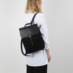 Sandqvist - Backpacks - Alva (Black)