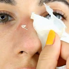 Get Rid of Blackheads with Eggs😍😍😱❤️❤️❤️. - - Get Rid of Blackheads with Eggs😍😍😱❤️❤️❤️. Beauty Get Rid of Blackheads with Eggs😍😍😱❤️❤️❤️. Beauty Care, Beauty Skin, Beauty Hacks, Diy Beauty, Beauty Ideas, Beauty Guide, Beauty Secrets, Face Beauty, Natural Beauty Tips