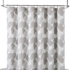 Liz ClaiborneR Speckle Leaf Shower Curtain Found At JCPenney