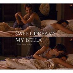 Sweet dreams my Bella.