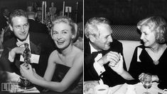 PAUL NEWMAN & JOANNE WOODWARD (Look at how he looks at her... now that is love!)