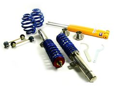 FK Silverline X Coilover Suspension Kit for BMW 3 Series E46 RWD