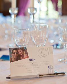 Um destination wedding combina com esse menu cartão postal