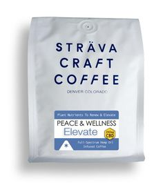 ELEVATE - Hemp Infused Coffee (240mg CBD)