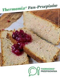 Pasztet z piersi indyka jest to przepis stworzony przez użytkownika Magda.R.. Ten przepis na Thermomix<sup>®</sup> znajdziesz w kategorii Przystawki/Sałatki na www.przepisownia.pl, społeczności Thermomix<sup>®</sup>. Banana Bread, Desserts, Recipes, Food, Thermomix, Tailgate Desserts, Deserts, Recipies, Essen
