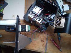 Duplicator 7 in bits with a Nano Zero Stepper