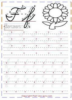 Cursive alphabet: Homepage » Alphabet » Cursive Handwrit...