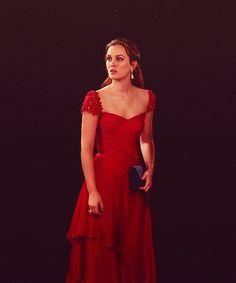 What a cutie on Valentine's Day :) Blair Waldorf
