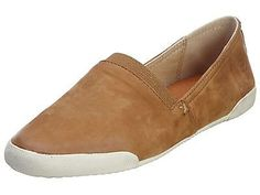 Frye Melanie Womens 3471100-CAM Camel Casual Slip On Flats Shoes Wmns Size 6.5