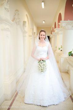 Vestido de Noiva, Capela da Puc, Photo from Wedding  collection by Above ALL fotografia e filmagem