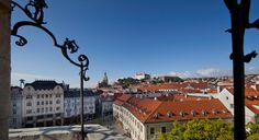 Old Town and the castle. Big Country, Central Europe, Bratislava, Interesting History, Lonely Planet, Old Town, Planets, To Go, Castle