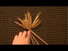 Wheat Weaving: Easy Harvest Braid
