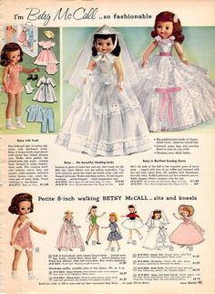 1959 Sears Christmas Catalog - Betsy McCall