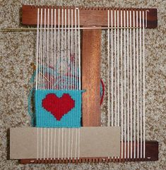 Michele Doblado Dixon, tapestry from The Tapestry Heart project