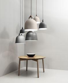 bell lamp by Normann Copenhagen.