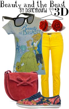 I have been seeing a lot of inspired Disney fashion.  Need to repin, so if I ever get to go back to Disney I can have a wardrobe to match my destinations. :-)