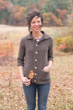 Oh yes I will be knitting this, in homespun.  Barn Sweater, published in the latest issue of Taproot Issue 11: MEND.