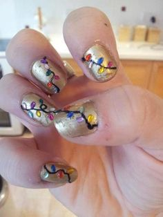 24 Best Rio Christmas Nail Art Design Competition Entries Images On
