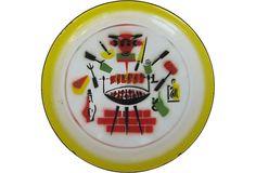 Mid-Century Modern Patio Platter on OneKingsLane.com