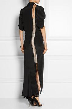 3.1 Phillip LimCutout Silk Dress ($1,050)