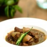 Pork Tales Pork is a great delicacy in Coorg(Kodagu), and this classic curry is the STAR of the table.
