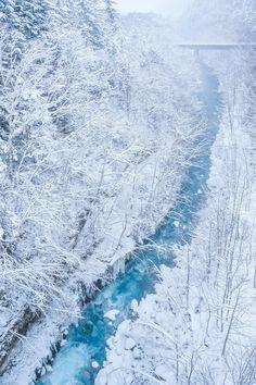 """lifeisverybeautiful: """"Biei, Hokkaido, Japan by Tamotsu Matsui via TOKYOCAMERACLUB """""""