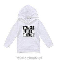 Baby Girl Clothes Unisex Baby Autumn Winter Hooded Sweatshirt Infant Boys Girls Cotton Hoodies with Kangaroo Muff Pockets (1-2 Years, White)