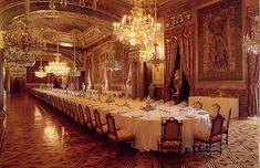 Felipe VI: El Palacio Real; majestuoso escenario para la coronación de Felipe y Letizia