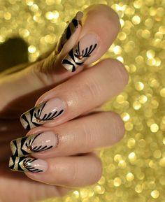 Sakura #nail #nails #nailart