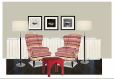 Selby Wing chairs
