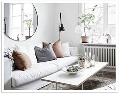 Living Room:Scandinavian Living Room With Pillows Decor Ideas Ikea Luxury Pillows DIY Table Living Room Nordic Pillow Table Sets Nordic Christmas Cushions Scandi Style Cushion Covers Best DIY Simple Design Interior Design Blogs, Home Interior, Living Room Interior, Home Living Room, Living Room Decor, Bedroom Decor, Bedroom Ideas, Kids Bedroom, Master Bedroom