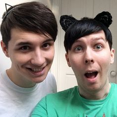 @amazingphil • Instagram photos and videos ❤ liked on Polyvore featuring dan and phil