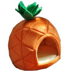 GL Pet Kennels Pineapple Polyester Fiber Dogs Cats Warm House Durable Lovely Pet Cage -- Click image for more details. (This is an affiliate link and I receive a commission for the sales) Dog Cages, Pet Cage, Puppy Beds, Pet Beds, Cheap Dog Beds, Pet Kennels, Cute Pineapple, Orthopedic Dog Bed, Cat Dog