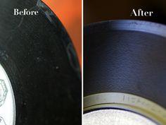 DIY : Clean your vinyl records