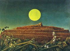 Max-Ernst-the-entire-city-1935