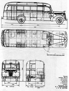 Image result for freightliner blueprints pinterest cars zis 16 blueprint camping malvernweather