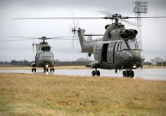 Final Flight of RAF Puma HC1 Helicopters | The final flight … | Flickr
