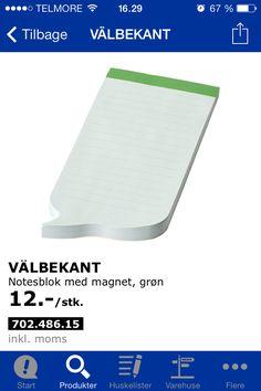 Til madplanstavlen Plastic Cutting Board, Ikea, Ikea Co
