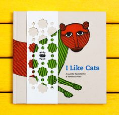 Tara's many other treats is the exceptional I Like Cats — part lovely children's picture book, part priceless showcase of work by some of the best-known tribal and folk artists from various Indian traditions.
