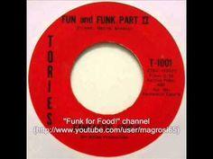 The Fantastic Epics - Fun & Funk (Part 2) - 1969 [Funk]