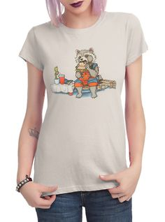 Marvel Guardians Of The Galaxy Always Together Girls T-Shirt,