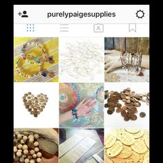 Get your own custom jewelry branding tags! Go to Instagram @purelypaigesupplies to see how my tags look on jewelry and to see placement and fonts!