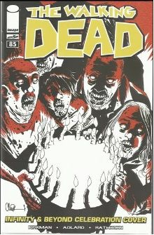 The Walking Dead Comic: Values For the Hottest Modern Comics