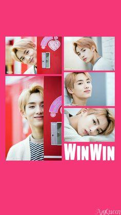 #Winwin #NCT #NCTU #NCT127 #Cute #사랑해요