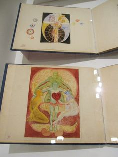 Hilma af Klint, Unknown on ArtStack Abstract Paintings, Abstract Art, Tantra Art, Hilma Af Klint, Visionary Art, Artist Art, Painting & Drawing, Book Art, Art Projects