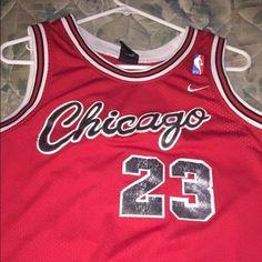 Michael Jordan Chicago Bulls Rare NBA 23 Jersey Michael Jordan ...