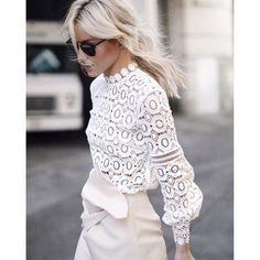 "THE ""GRACE"" CROCHET TOP"