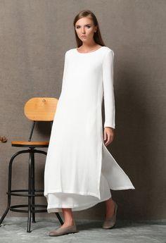 6465b2048c9 11 Best White Cotton Dresses images