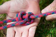 Knot Tying: Learn the Tautline Hitch
